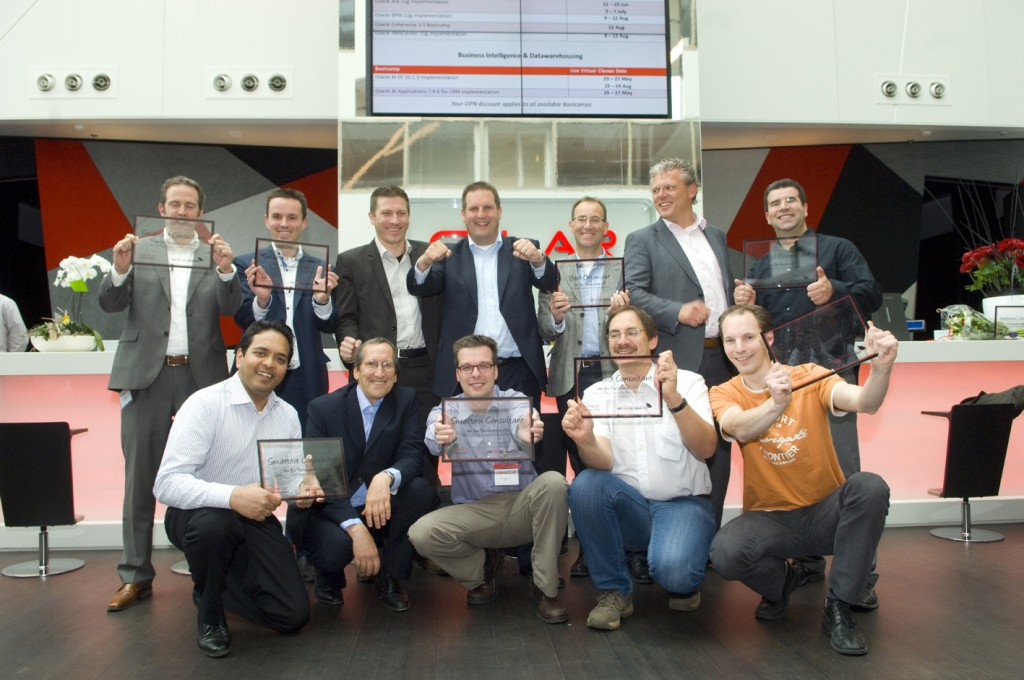 All Dutch winners of the AYTS 2011 contest